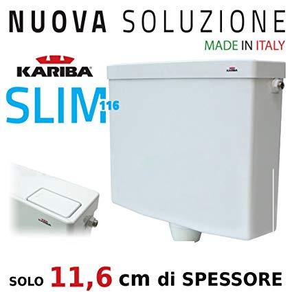 Cassetta Kariba Slim 116 AS Paganini Snc