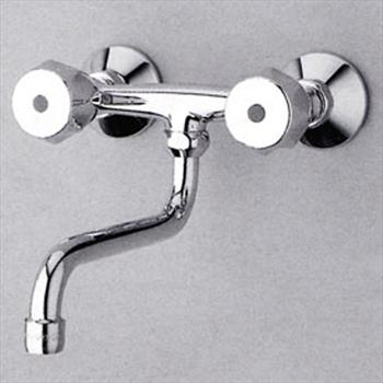 Gruppo lavello a parete Z7085P AS Paganini Snc vendita online