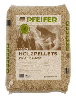 Pellet Pfeifer sacco 15 kg AS Paganini Snc